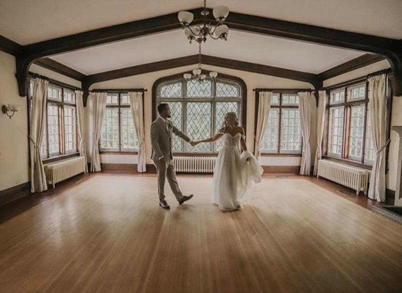 small wedding ideas - elsie perrin williams estate