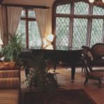 furniture conservation at Elsie Perrin Williams Estate