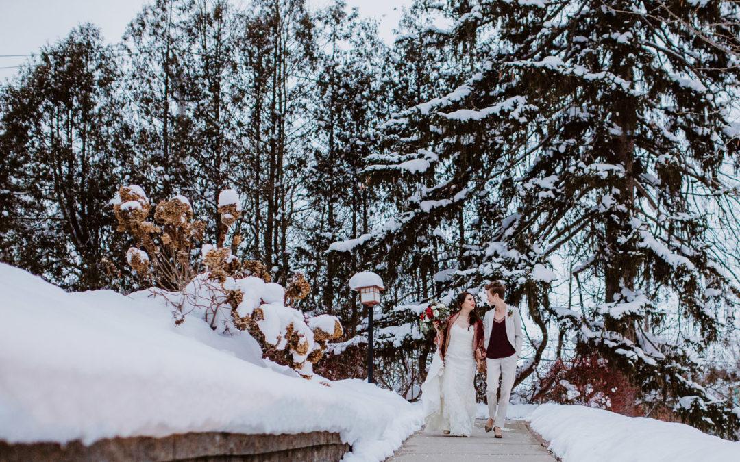 Winter Wedding Dos & Don'ts