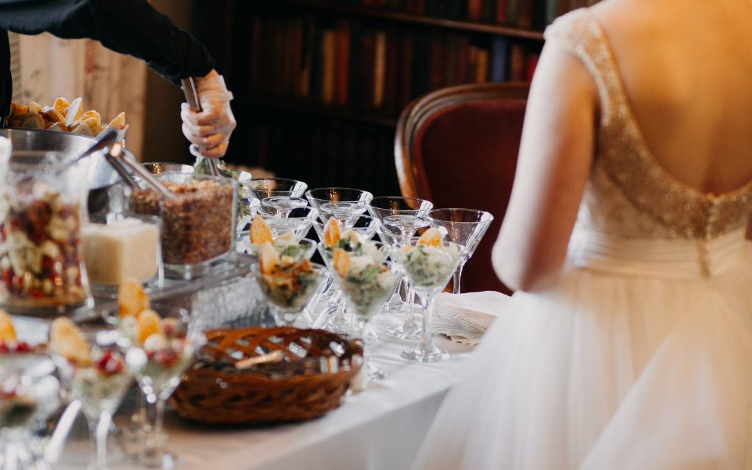 Getting married? Here are six questions to ask your wedding caterer